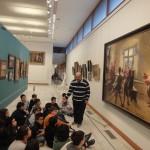 """Παρατηρώντας τον πίνακα """"Παιδική συναυλία"""" του Γ. Ιακωβίδη"""